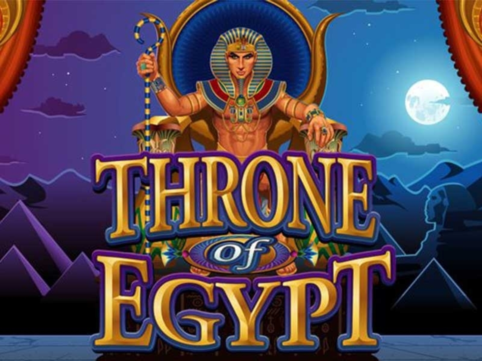 Throne of Egypt Online Slot Demo Game by Microgaming