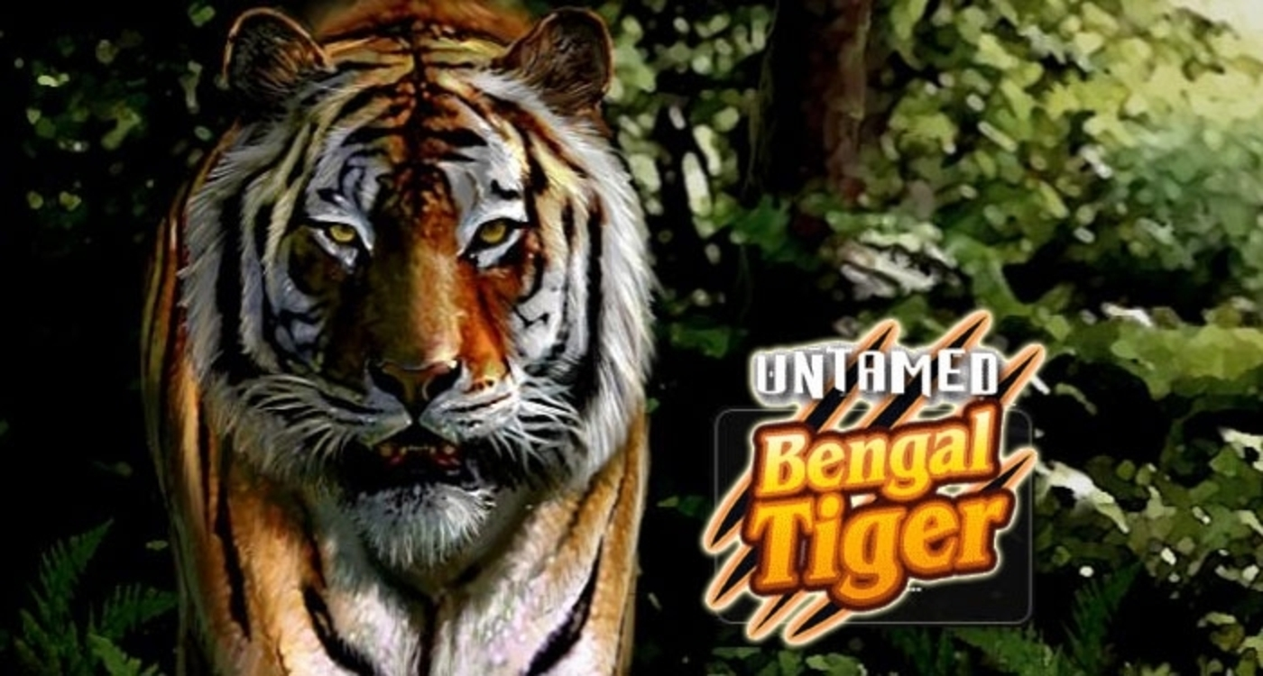 Untamed Bengal Tiger Online Slot Demo Game by Microgaming
