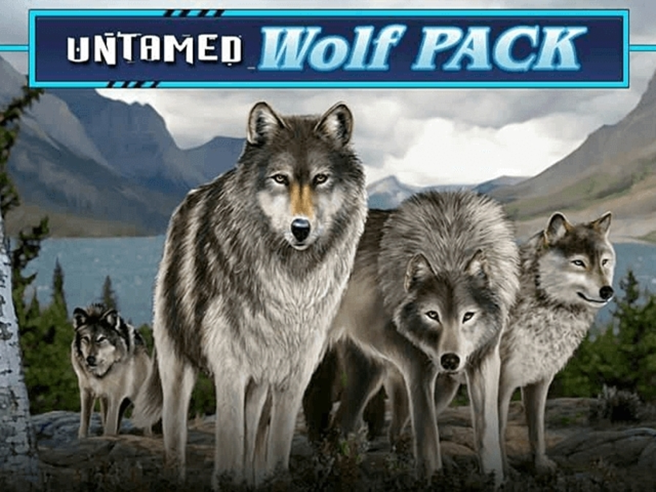 Untamed Wolf Pack Online Slot Demo Game by Microgaming