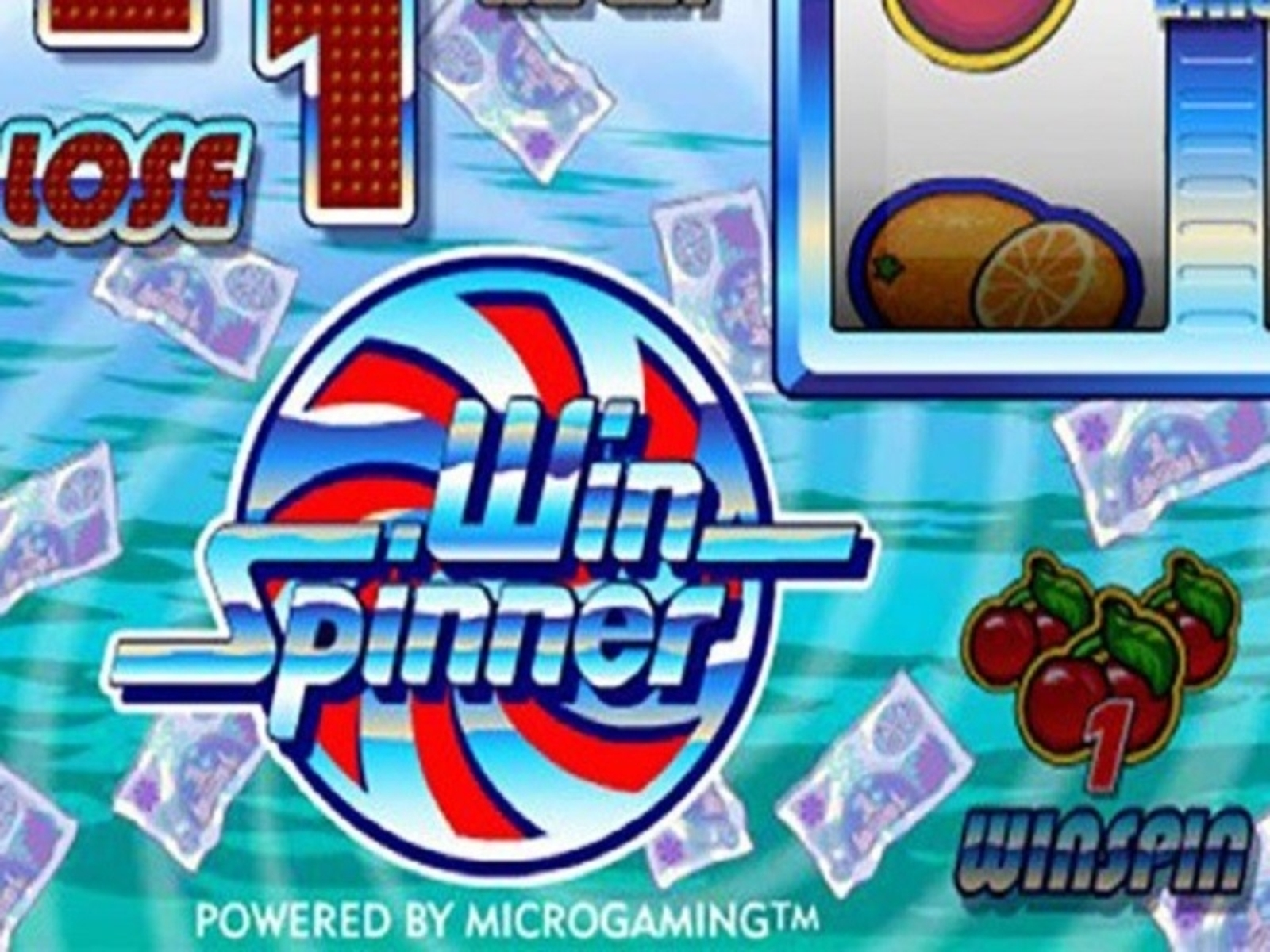 Win Spinner Online Slot Demo Game by Microgaming