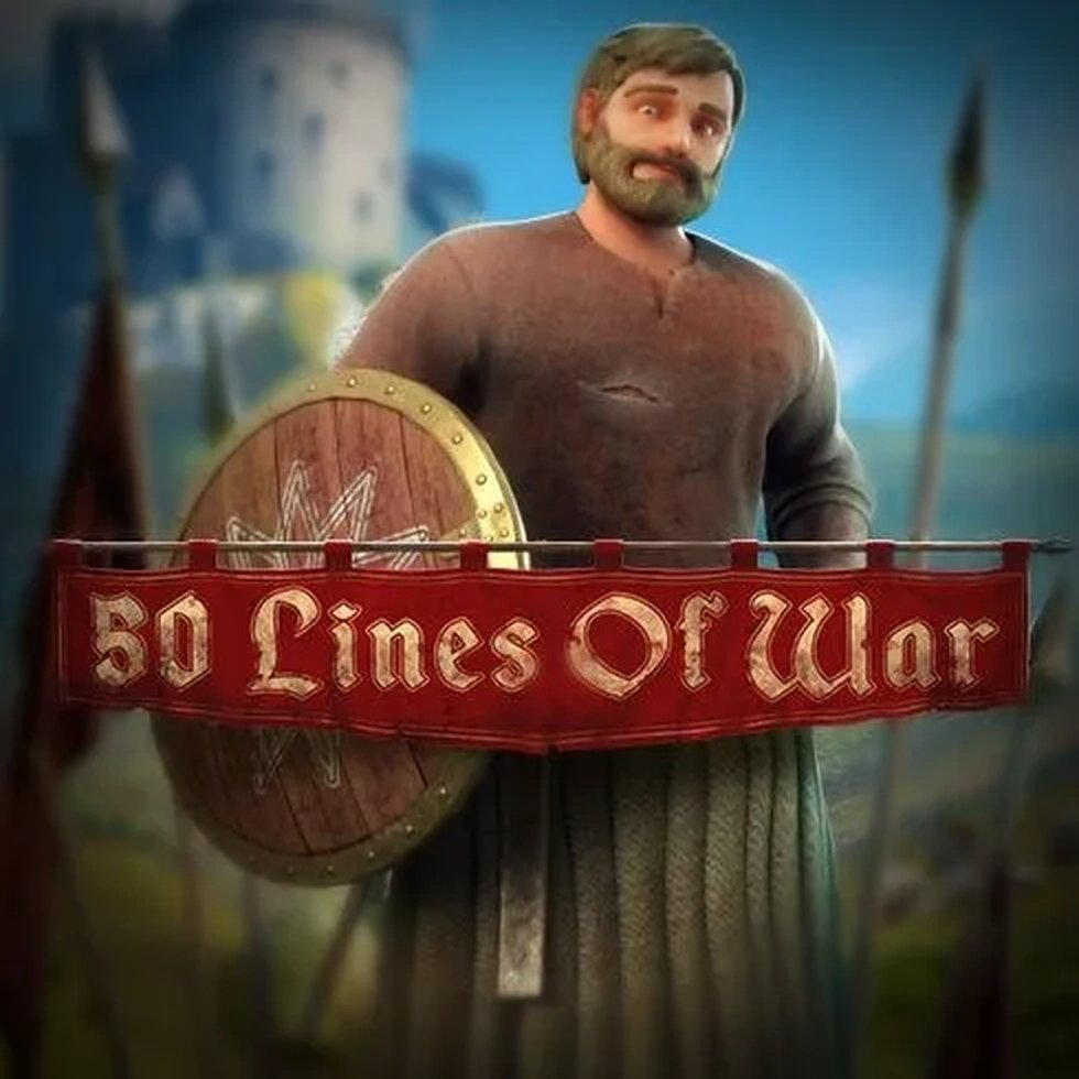 The 50 Lines Of War Online Slot Demo Game by Mr Slotty