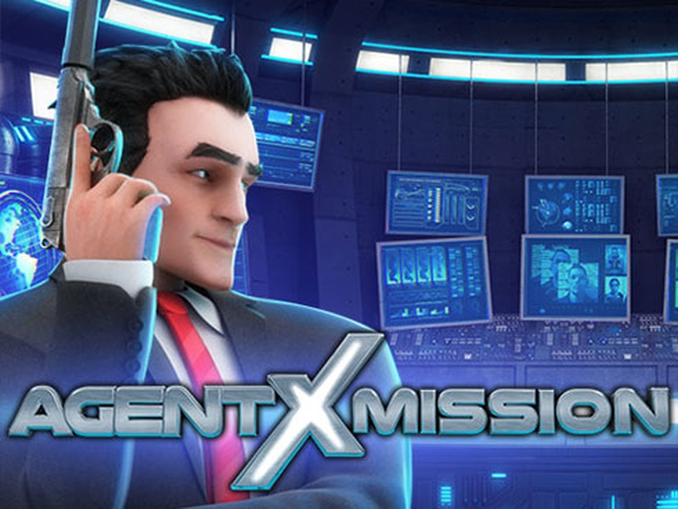 The Agent X Mission Online Slot Demo Game by Mr Slotty