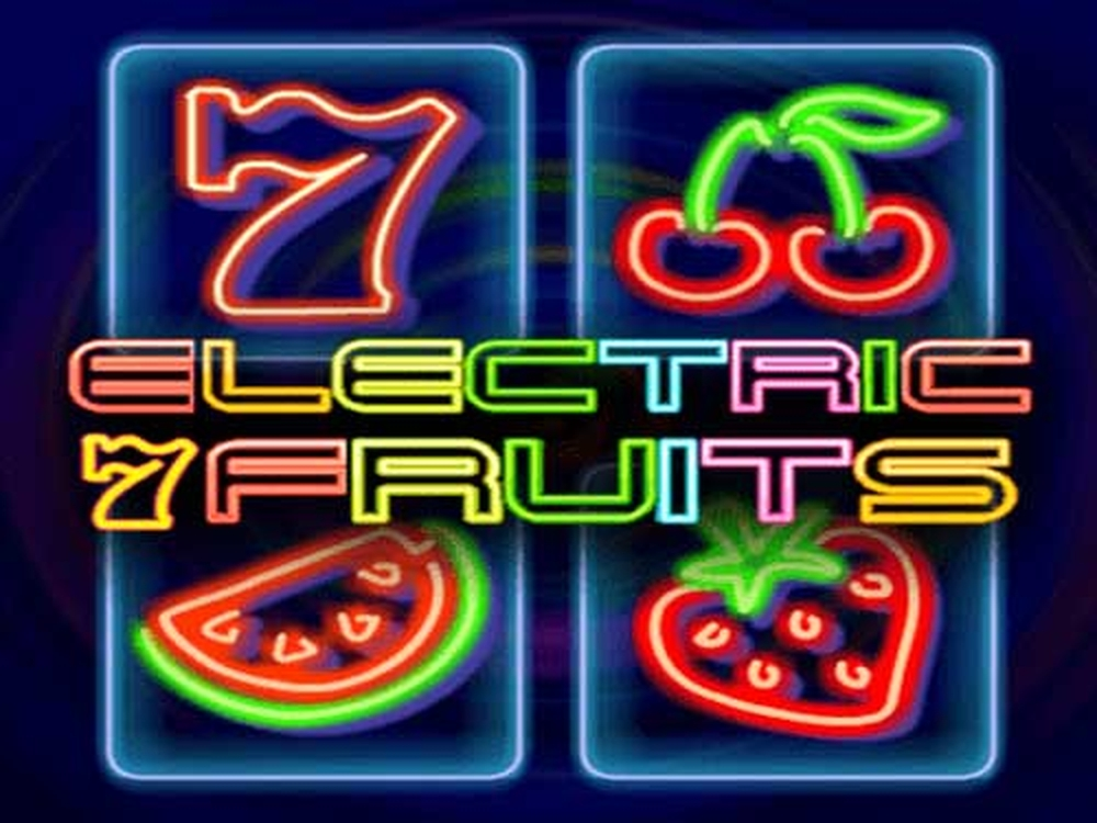 The Electric 7 Fruits Online Slot Demo Game by Mr Slotty