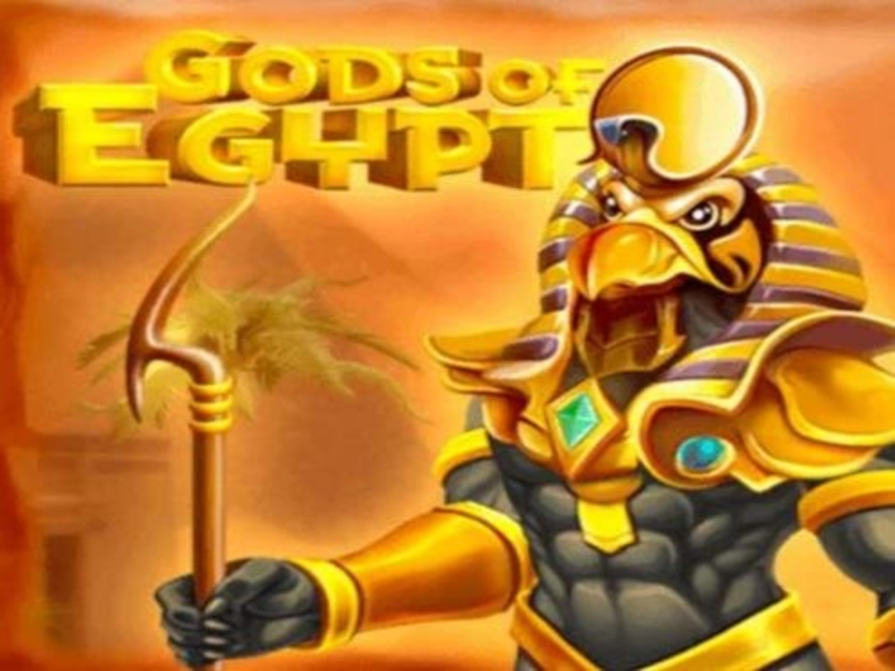 The Gods Of Egypt (MrSlotty) Online Slot Demo Game by Mr Slotty