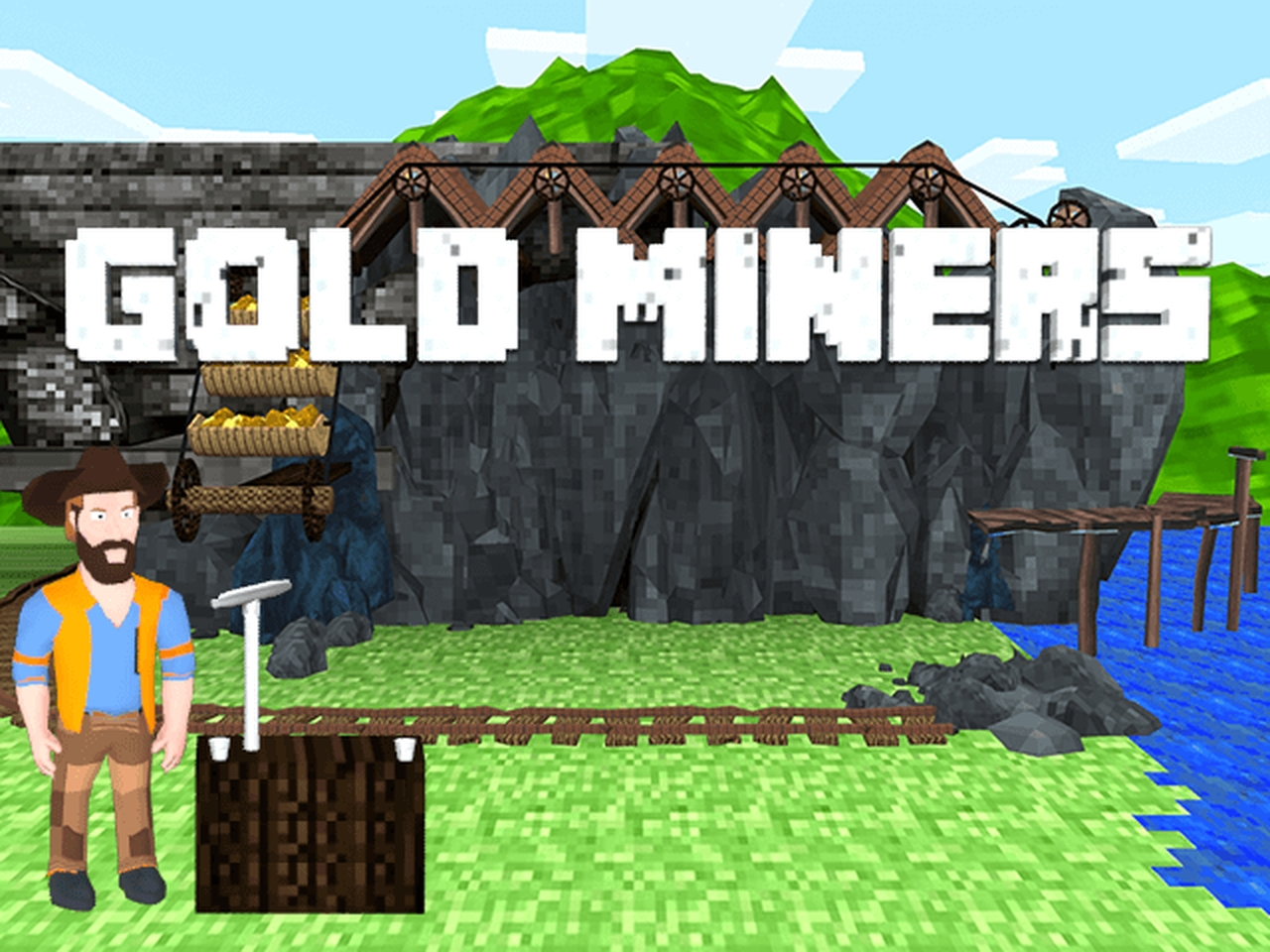 The Gold Miners Online Slot Demo Game by Mr Slotty