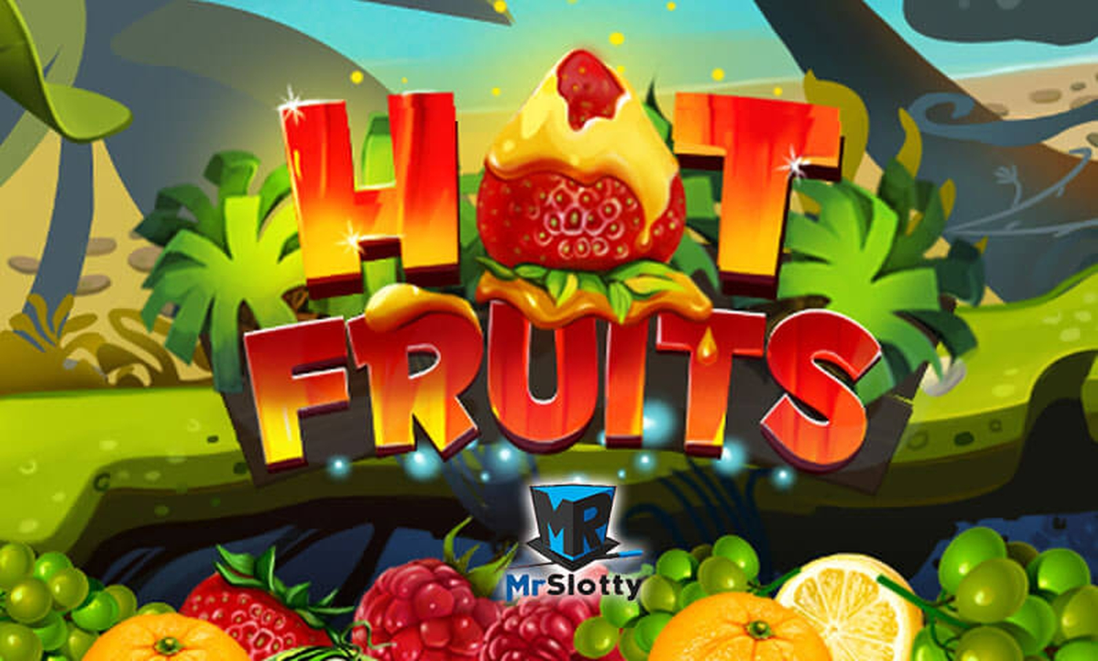 The Hot Fruits (MrSlotty) Online Slot Demo Game by Mr Slotty