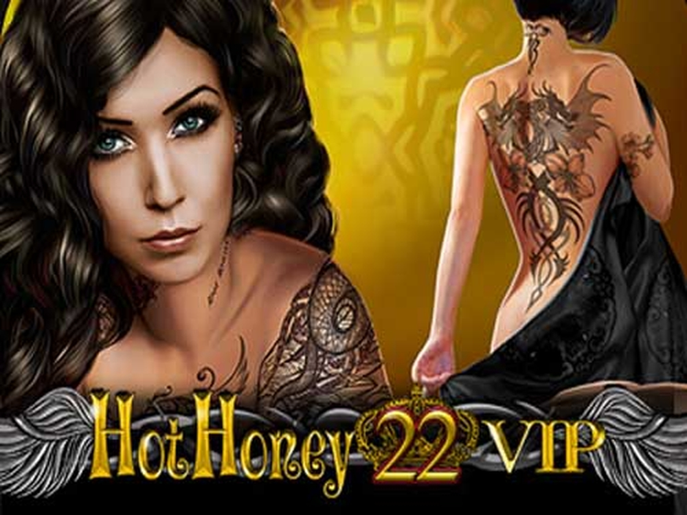 The Hot Honey 22 VIP Online Slot Demo Game by Mr Slotty