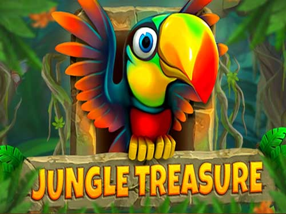 The Jungle Treasure (MrSlotty) Online Slot Demo Game by Mr Slotty