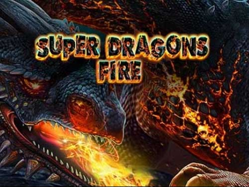 The Super Dragons Fire Online Slot Demo Game by Mr Slotty