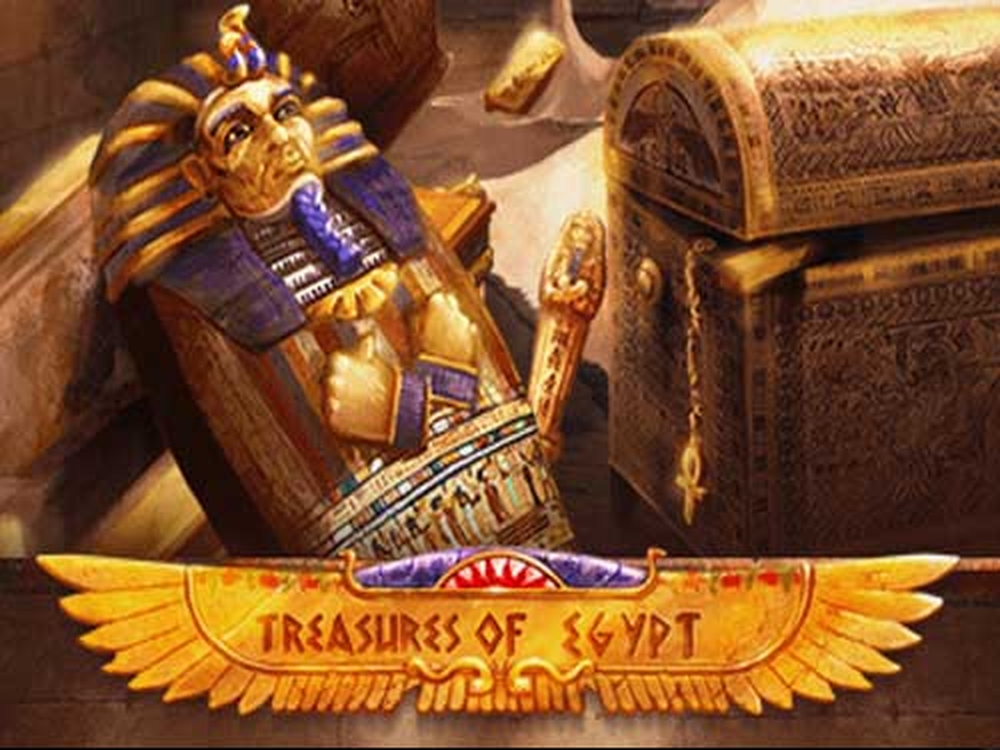 The Treasures of Egypt (MrSlotty) Online Slot Demo Game by Mr Slotty