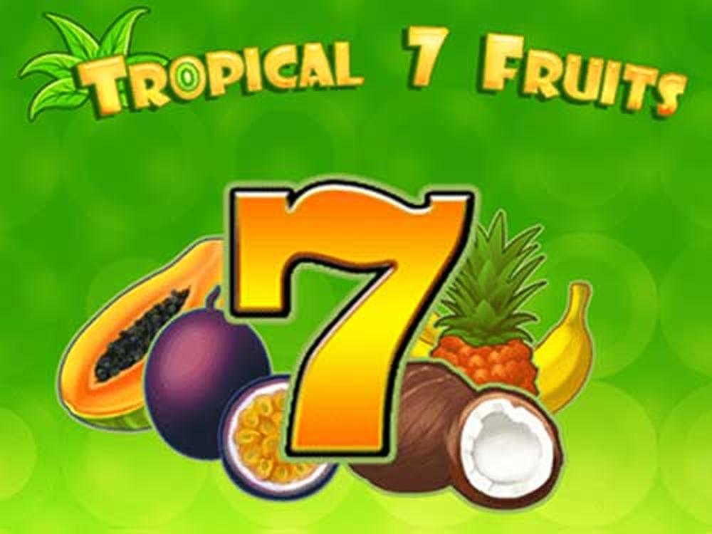 The Tropical7Fruits Online Slot Demo Game by Mr Slotty