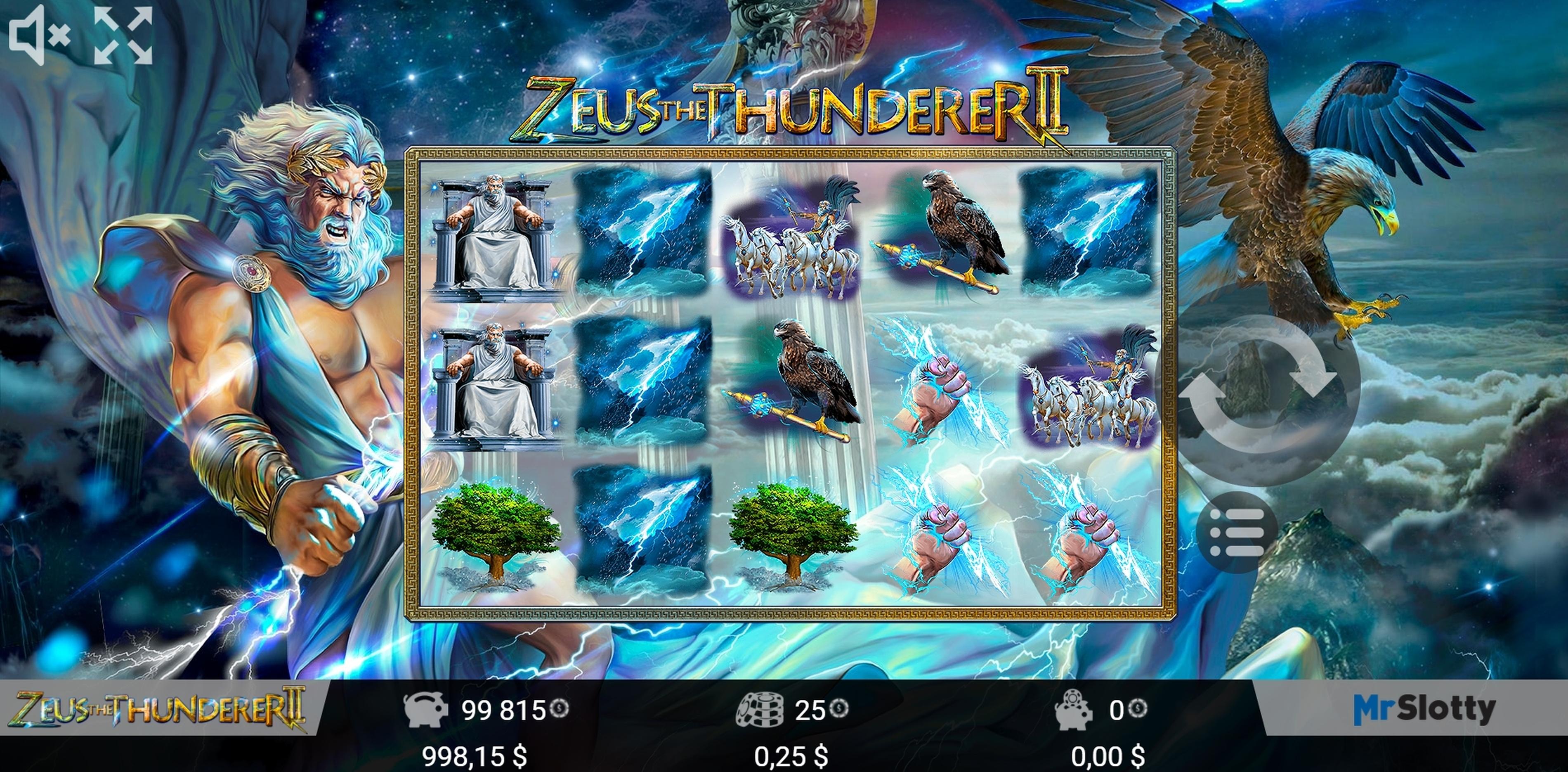 Free Zeus Ii Slot Machine Online