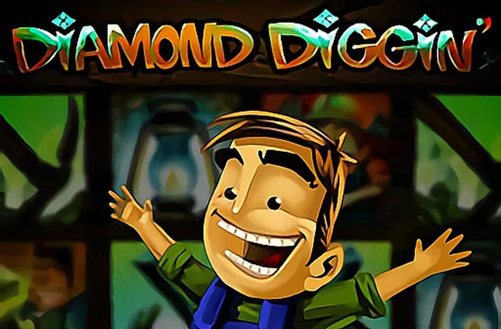 Diamond Diggin' Online Slot Demo Game by Multislot