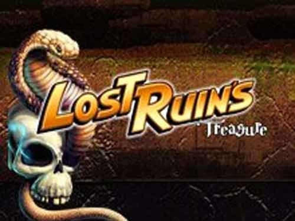 Lost Ruins Treasure Online Slot Demo Game by Multislot