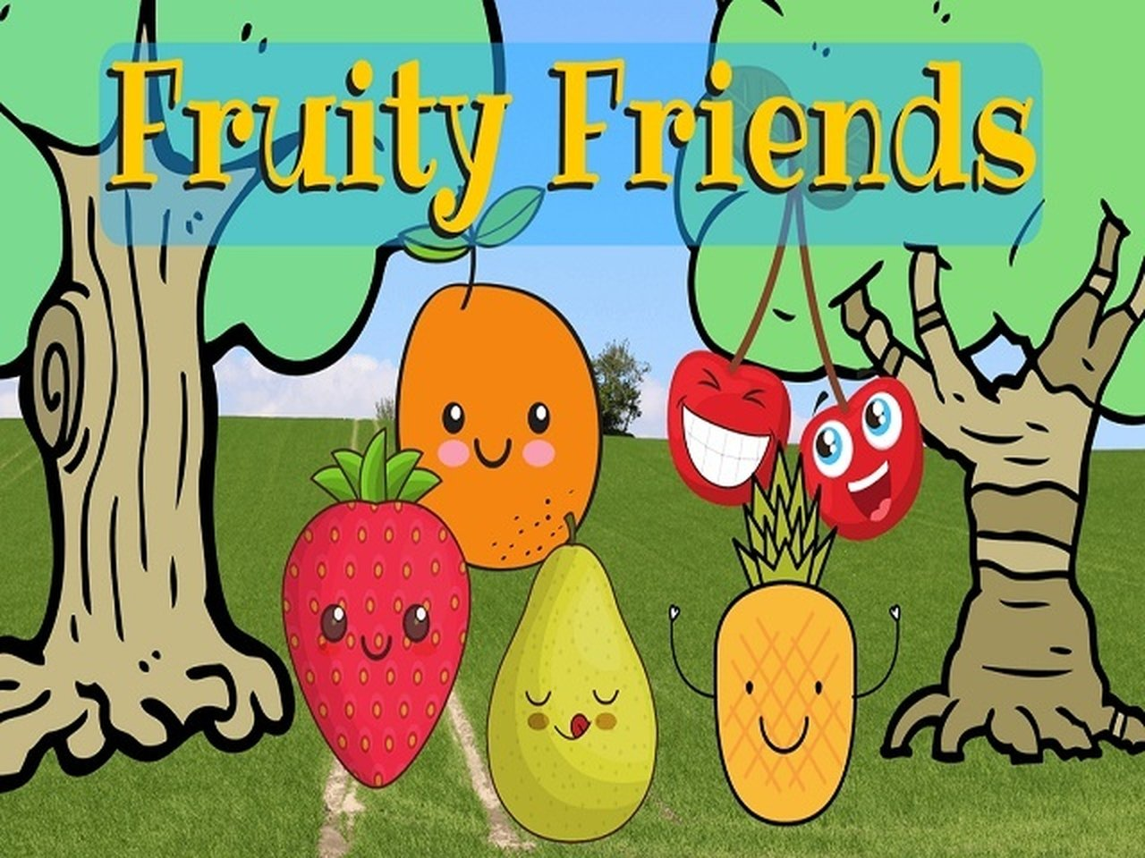 Fruity Friends Online Slot Demo Game by NeoGames