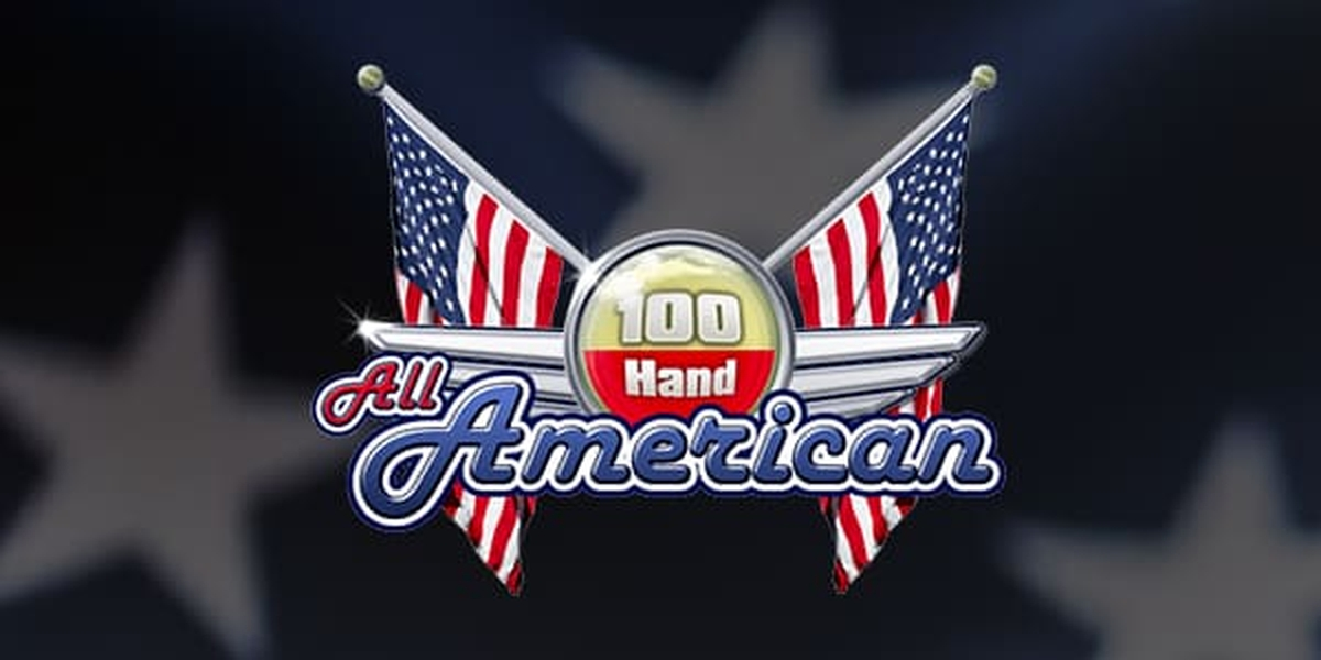 The All American 1 Hand Poker (NetEnt) Online Slot Demo Game by NetEnt