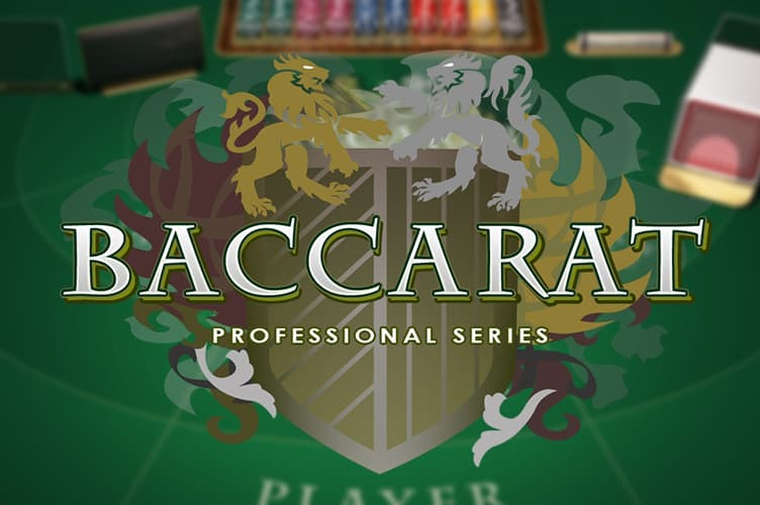 The Baccarat Professional Series High Limit Online Slot Demo Game by NetEnt