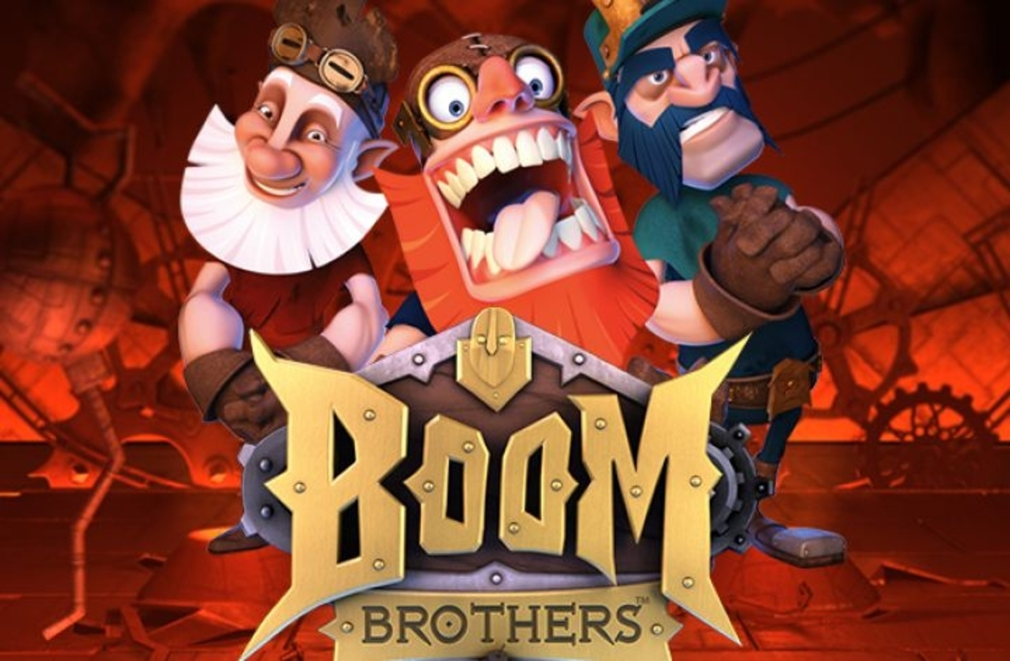 Boom Brothers Online Slot Demo Game by NetEnt