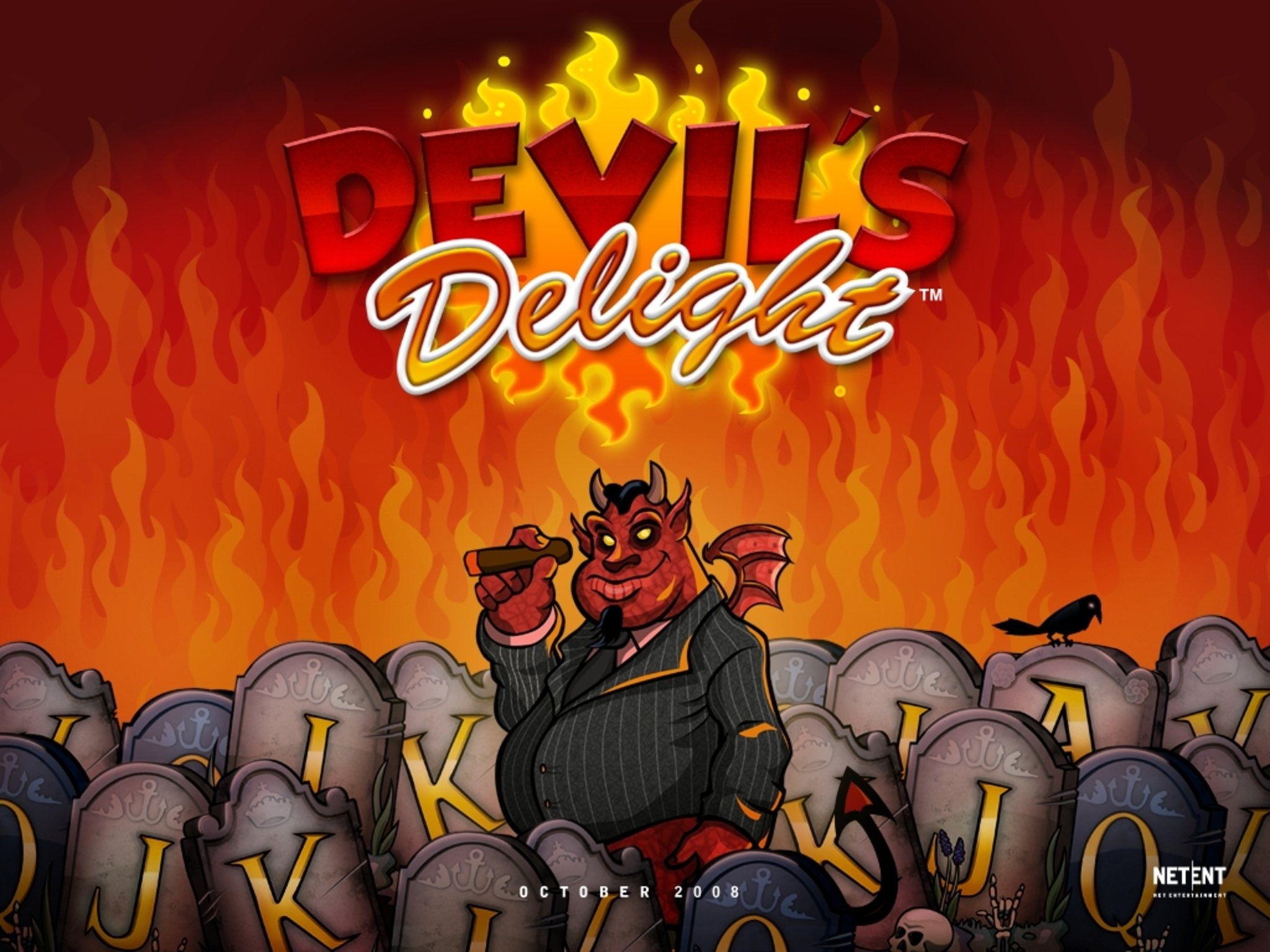 Devil's Delight Online Slot Demo Game by NetEnt