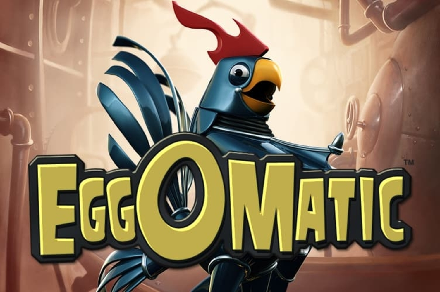 Eggomatic Online Slot Demo Game by NetEnt