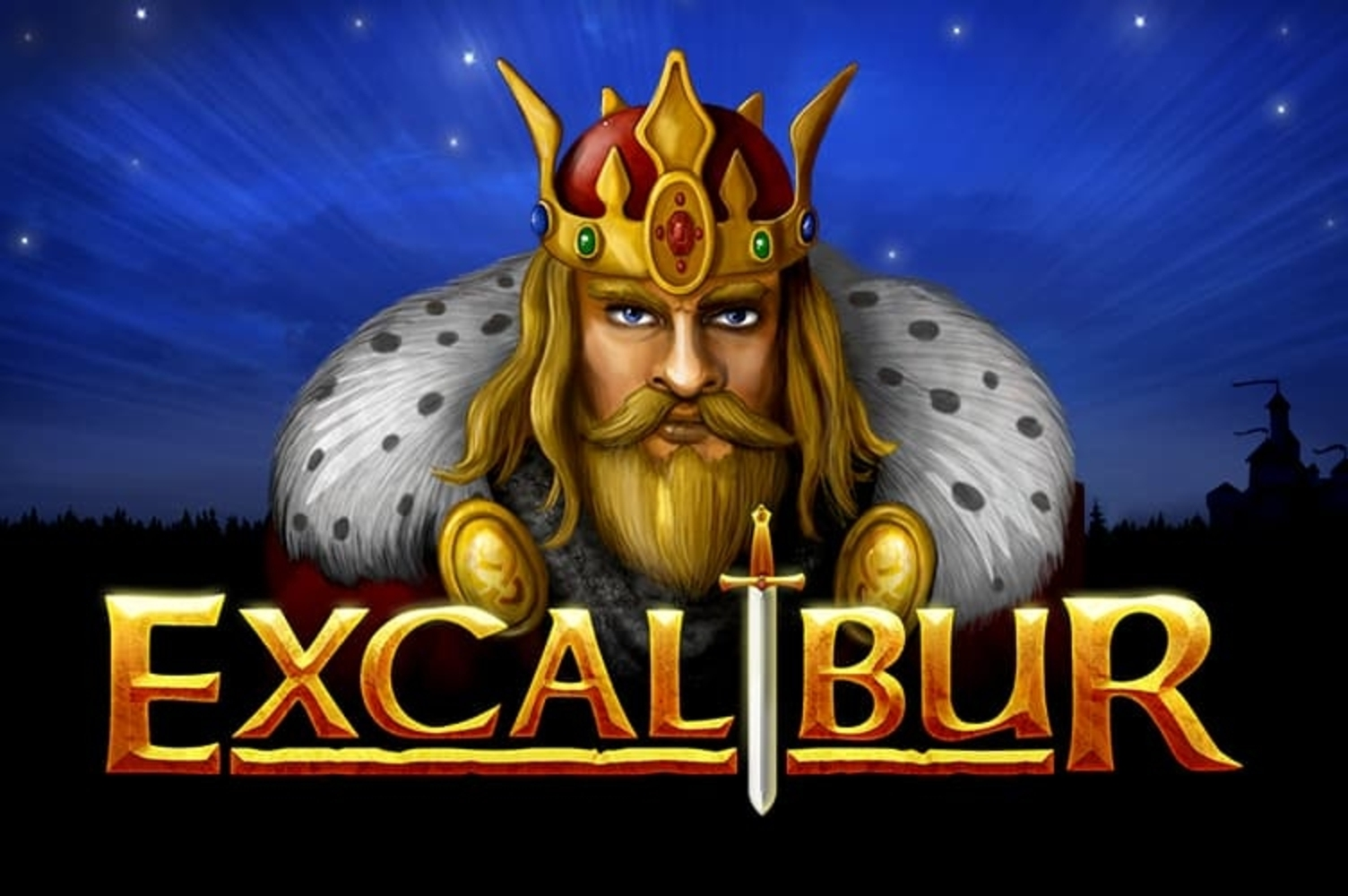 Excalibur Online Slot Demo Game by NetEnt