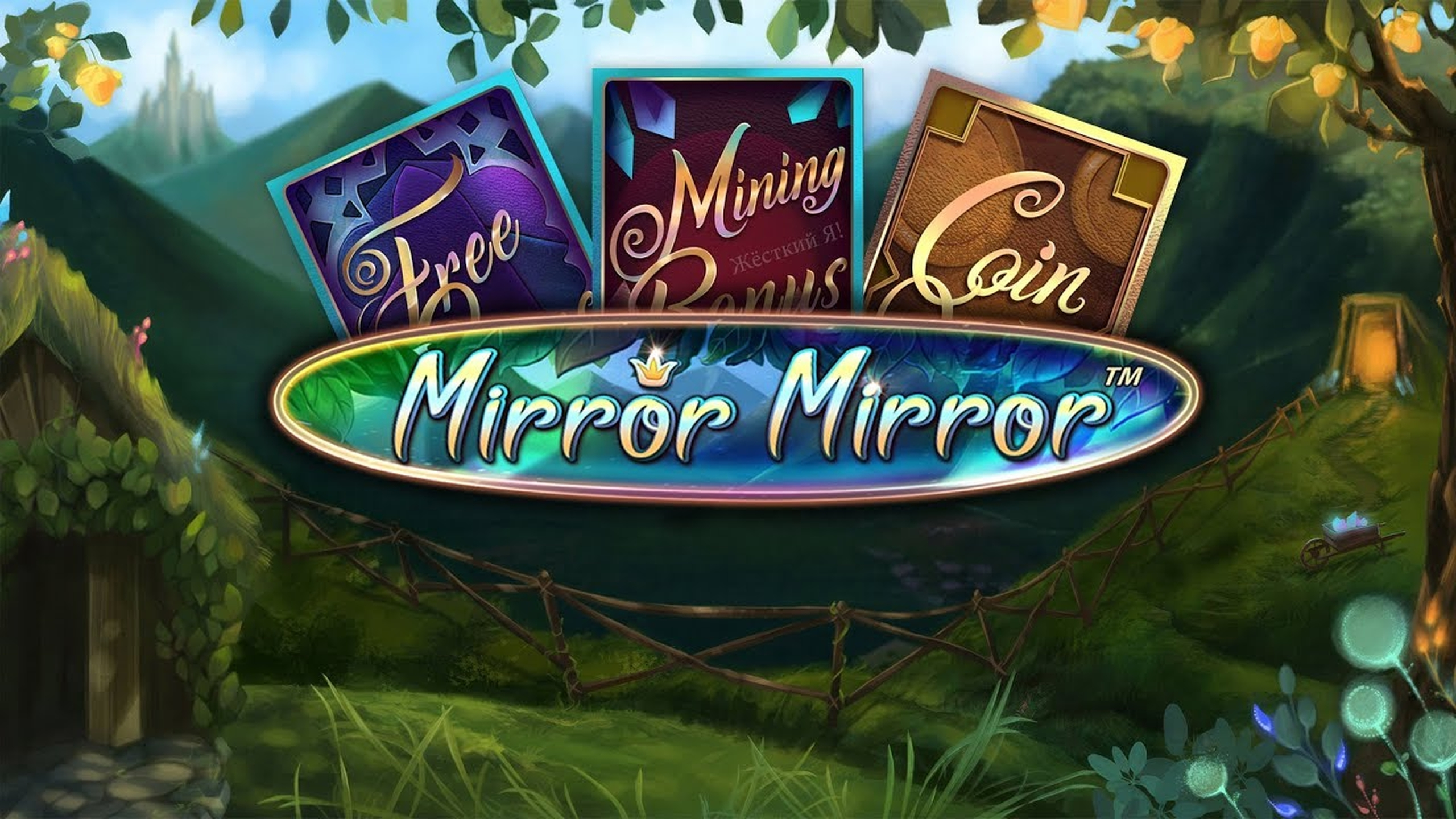 Fairytale Legends: Mirror Mirror (NetEnt) Online Slot Demo Game by NetEnt