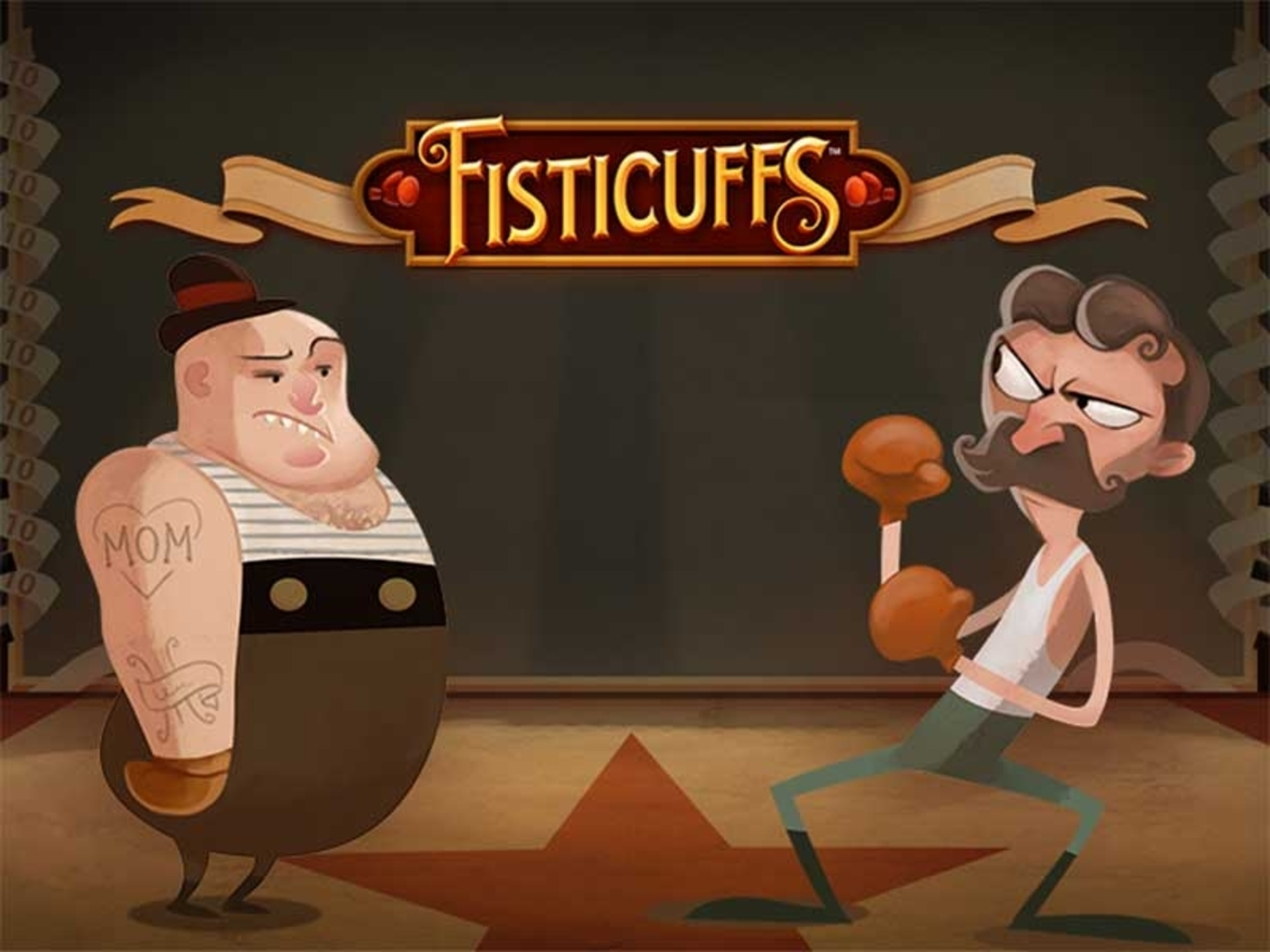 Fisticuffs Online Slot Demo Game by NetEnt