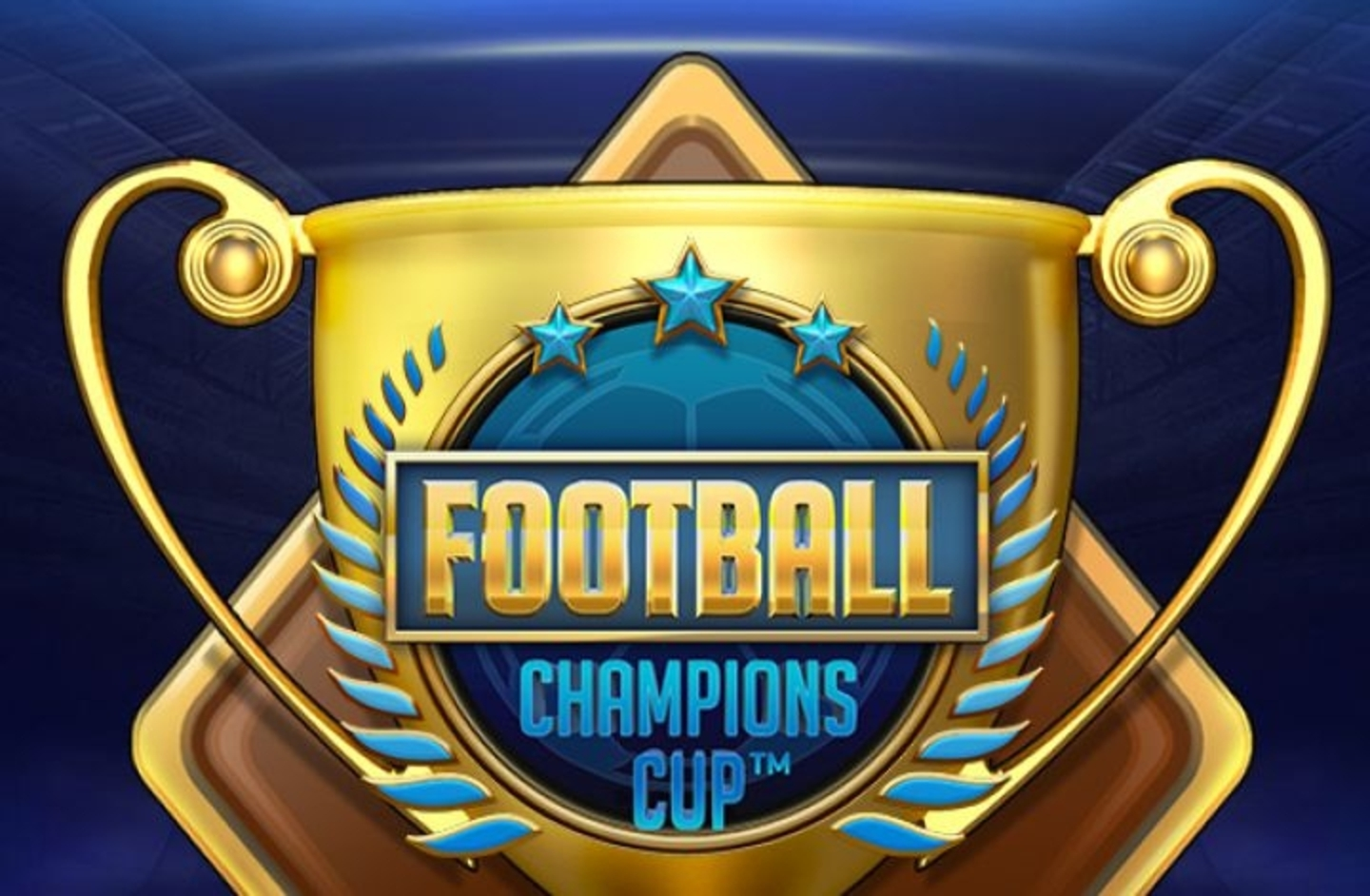 Football: Champions Cup Online Slot Demo Game by NetEnt