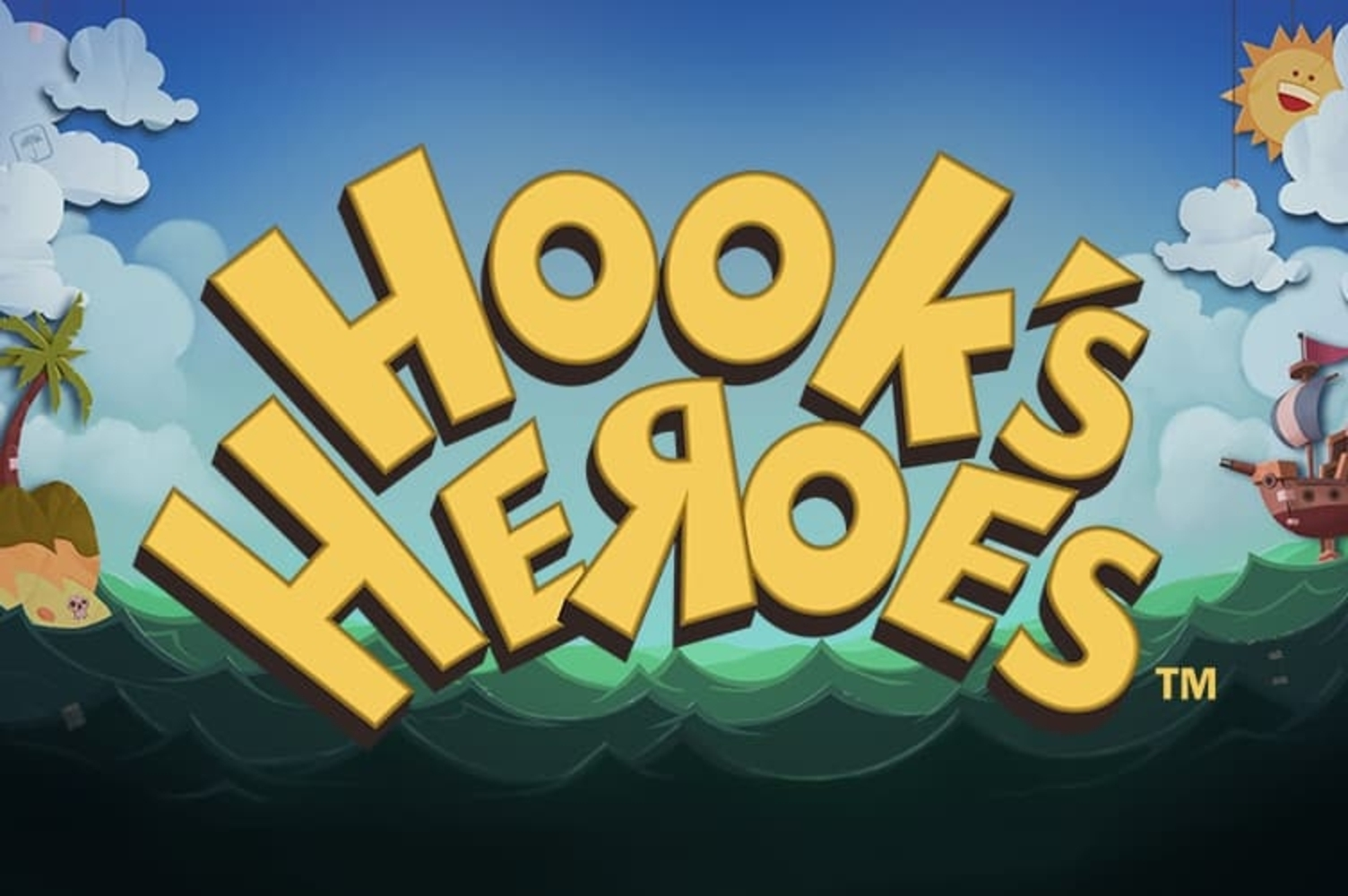 Hook's Heroes Online Slot Demo Game by NetEnt