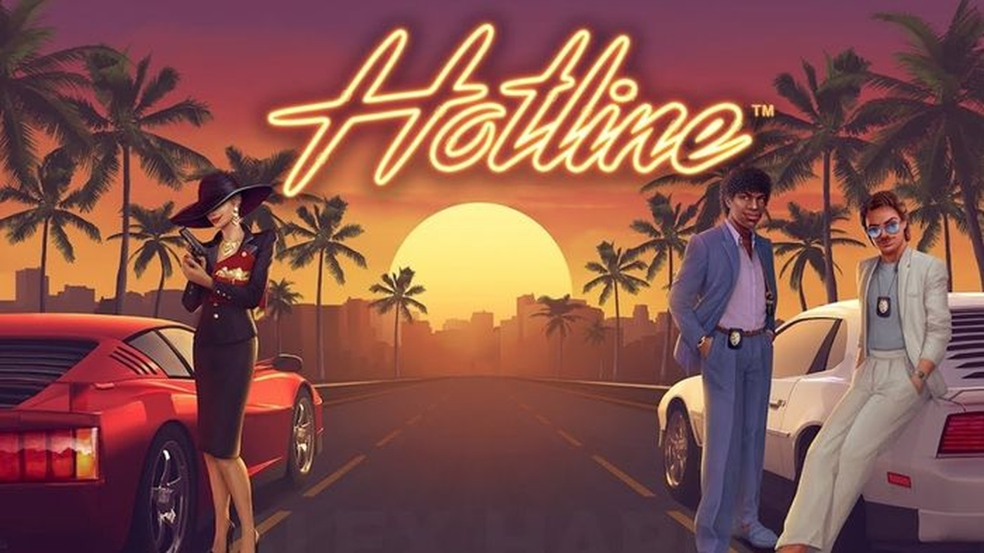 The Hotline Online Slot Demo Game by NetEnt