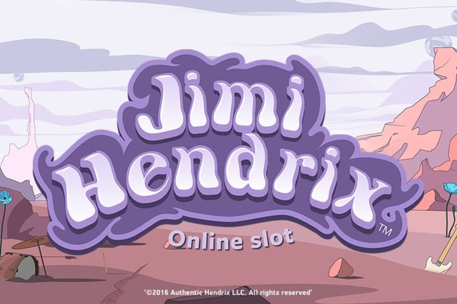 The Jimi Hendrix Online Slot Demo Game by NetEnt