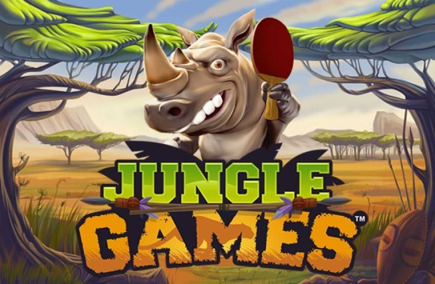 Jungle Games Online Slot Demo Game by NetEnt