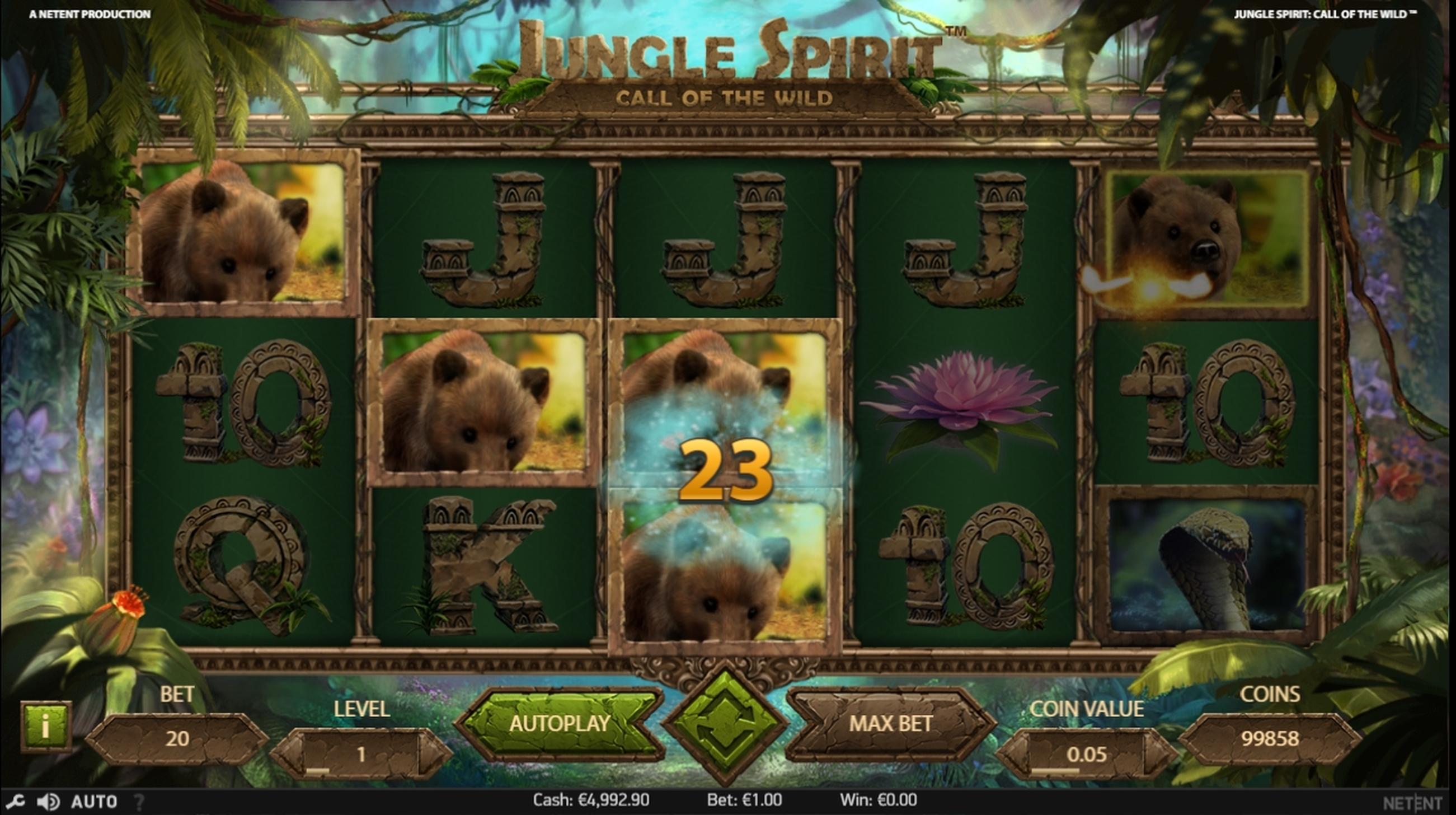 Jungle Spirit Rtp