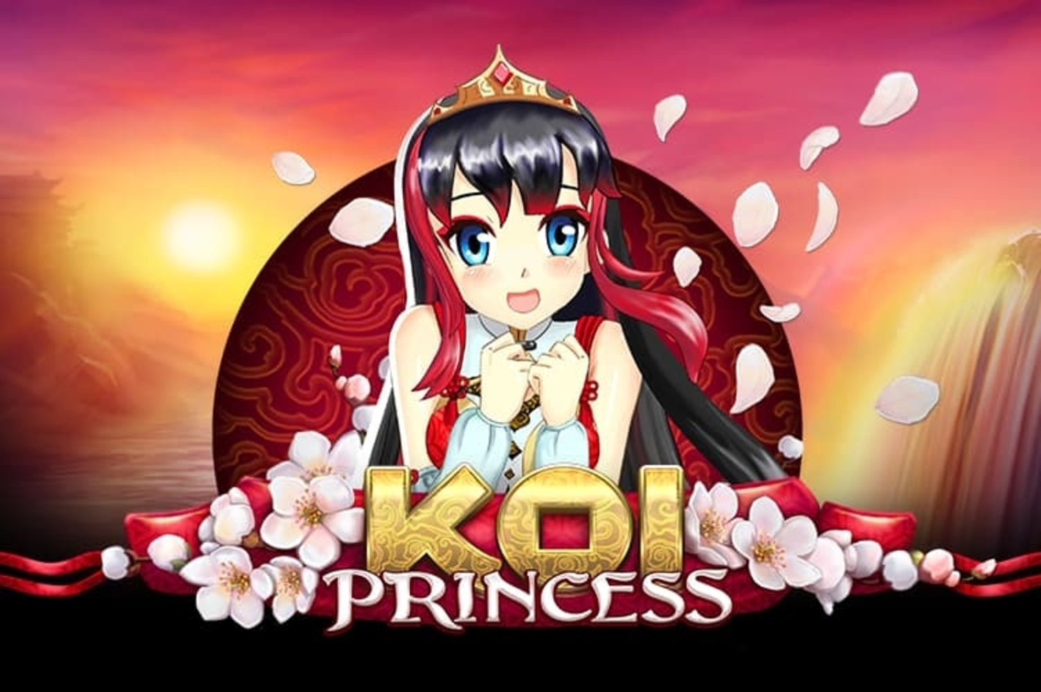Koi Princess Online Slot Demo Game by NetEnt
