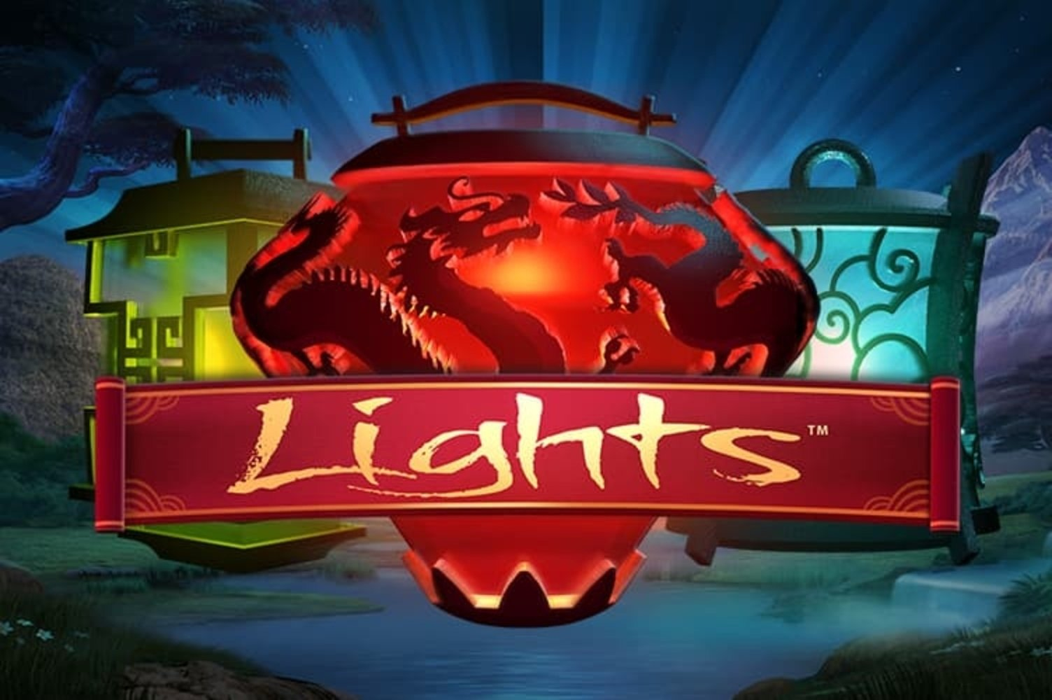 The Lights Online Slot Demo Game by NetEnt