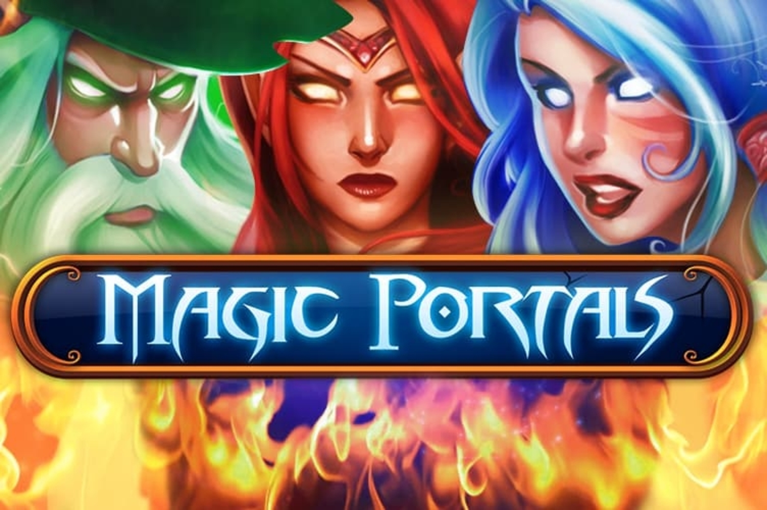 Magic Portals Online Slot Demo Game by NetEnt