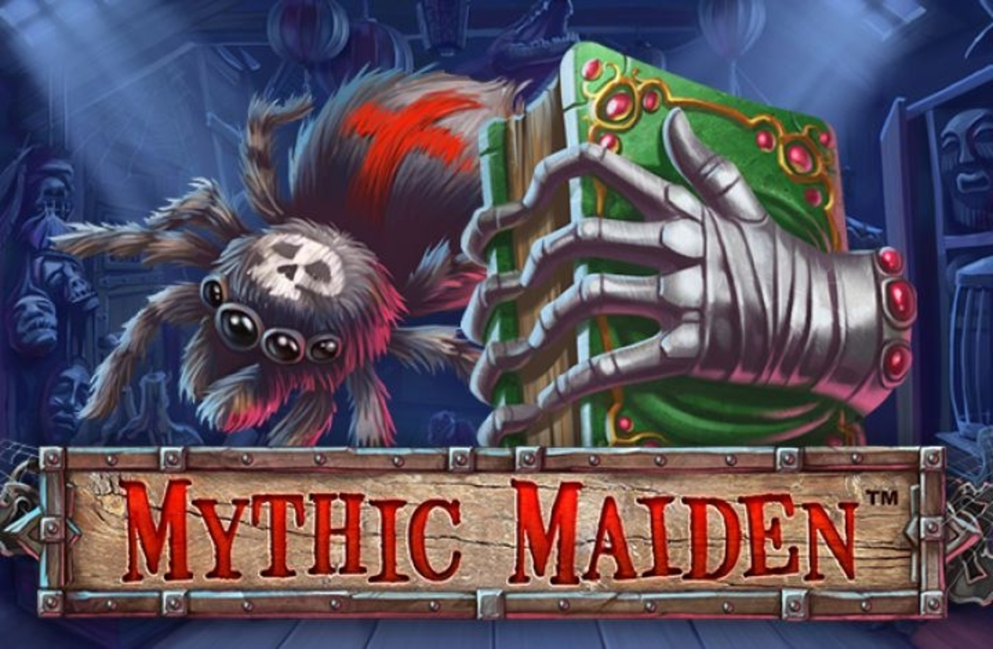 The Mythic Maiden Online Slot Demo Game by NetEnt