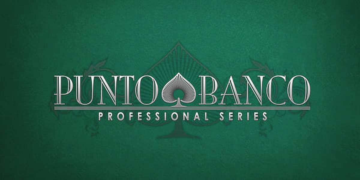 The Punto Banco Professional Series High Limit Online Slot Demo Game by NetEnt