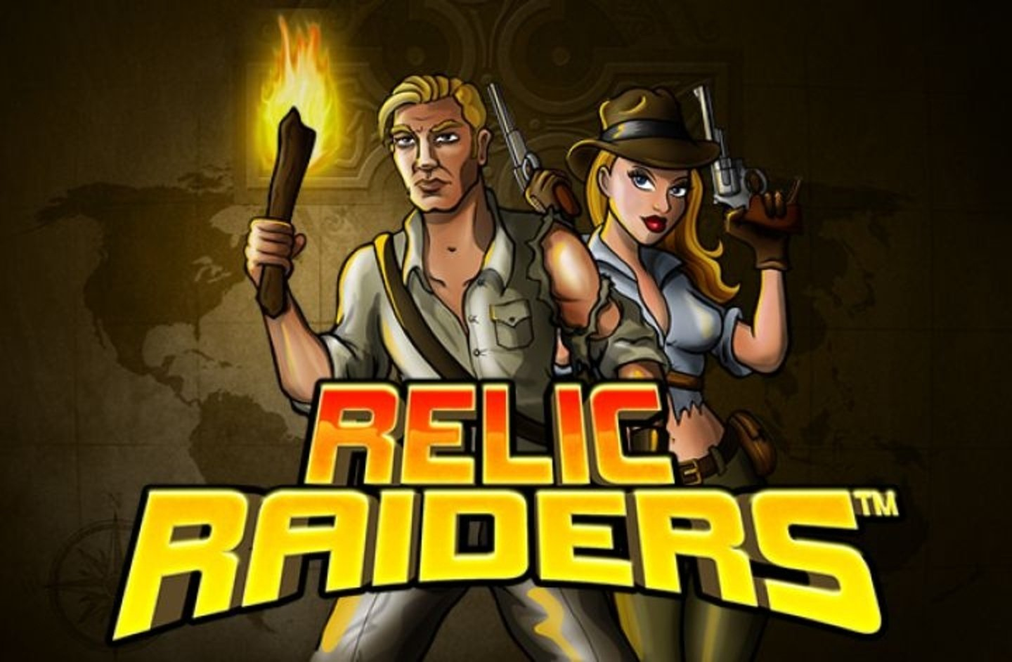 Relic Raiders Online Slot Demo Game by NetEnt