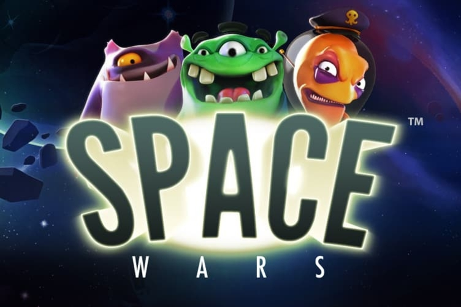 Space Wars Online Slot Demo Game by NetEnt