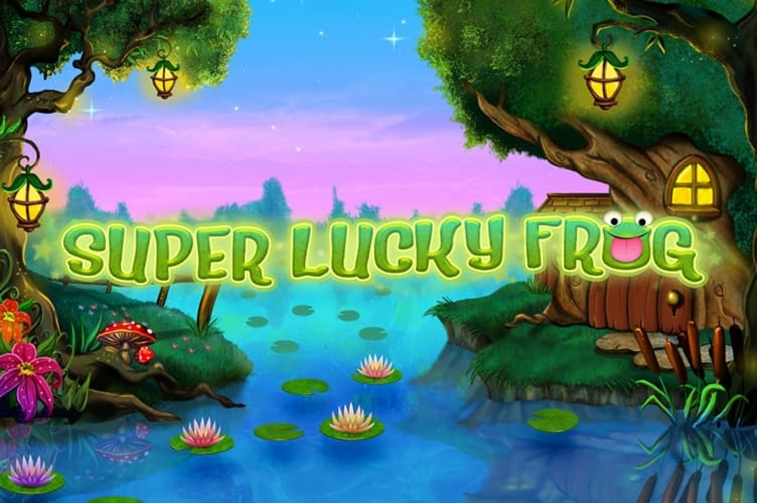 Super Lucky Frog (NetEnt) Online Slot Demo Game by NetEnt