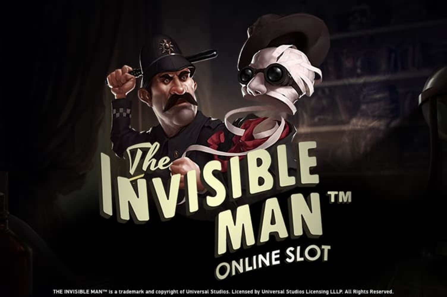 The Invisible Man Online Slot Demo Game by NetEnt