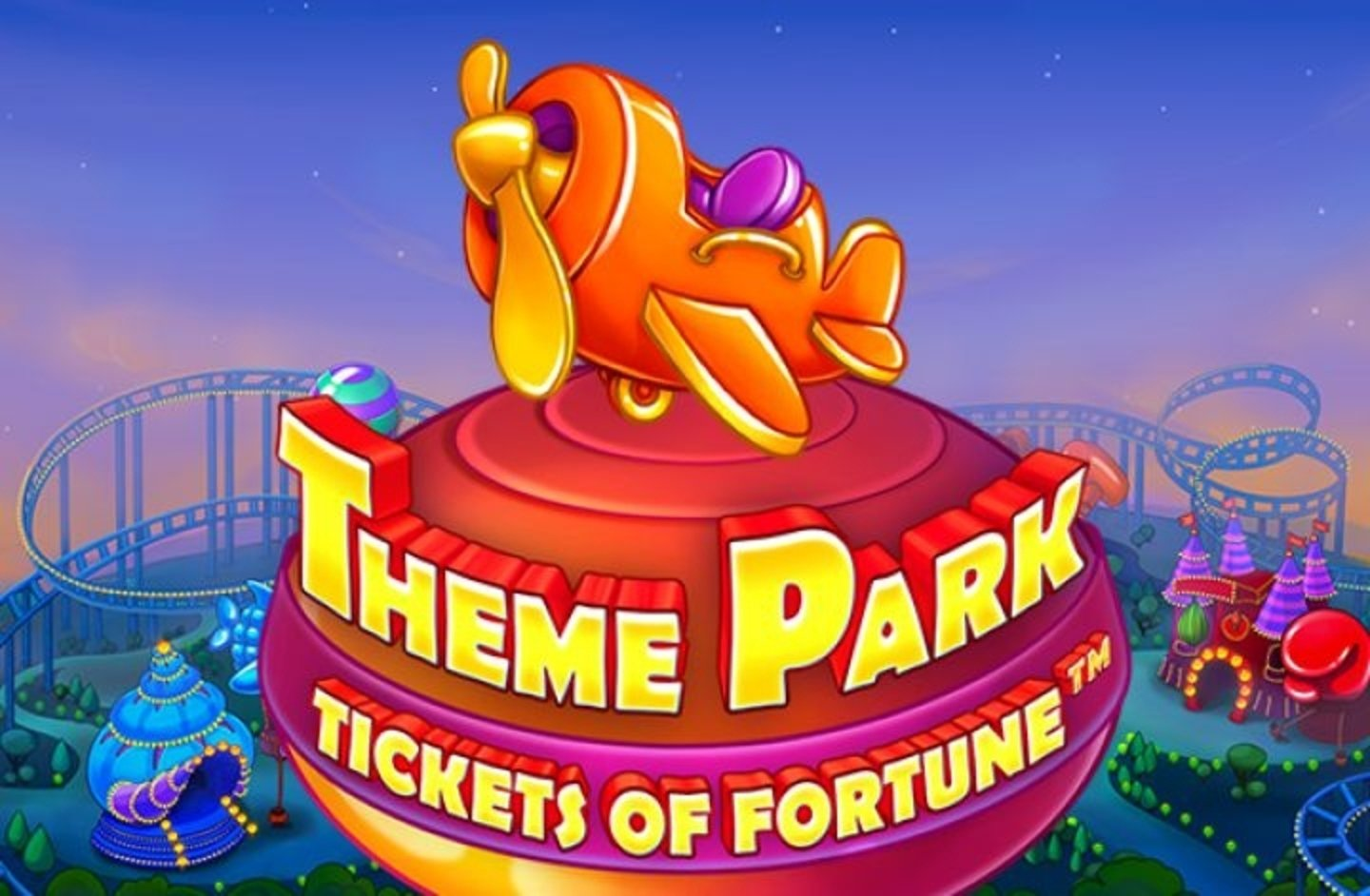 The Theme Park: Tickets of Fortune Online Slot Demo Game by NetEnt
