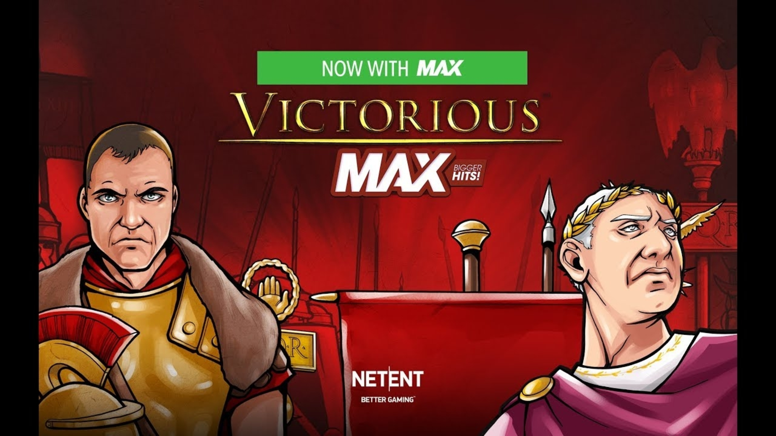 Victorious Online Slot Demo Game by NetEnt