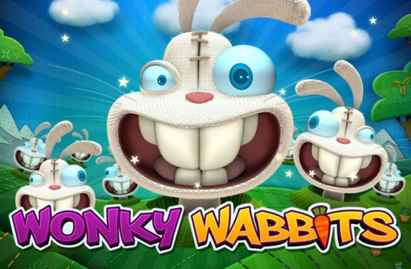 Wonky Wabbits Online Slot Demo Game by NetEnt