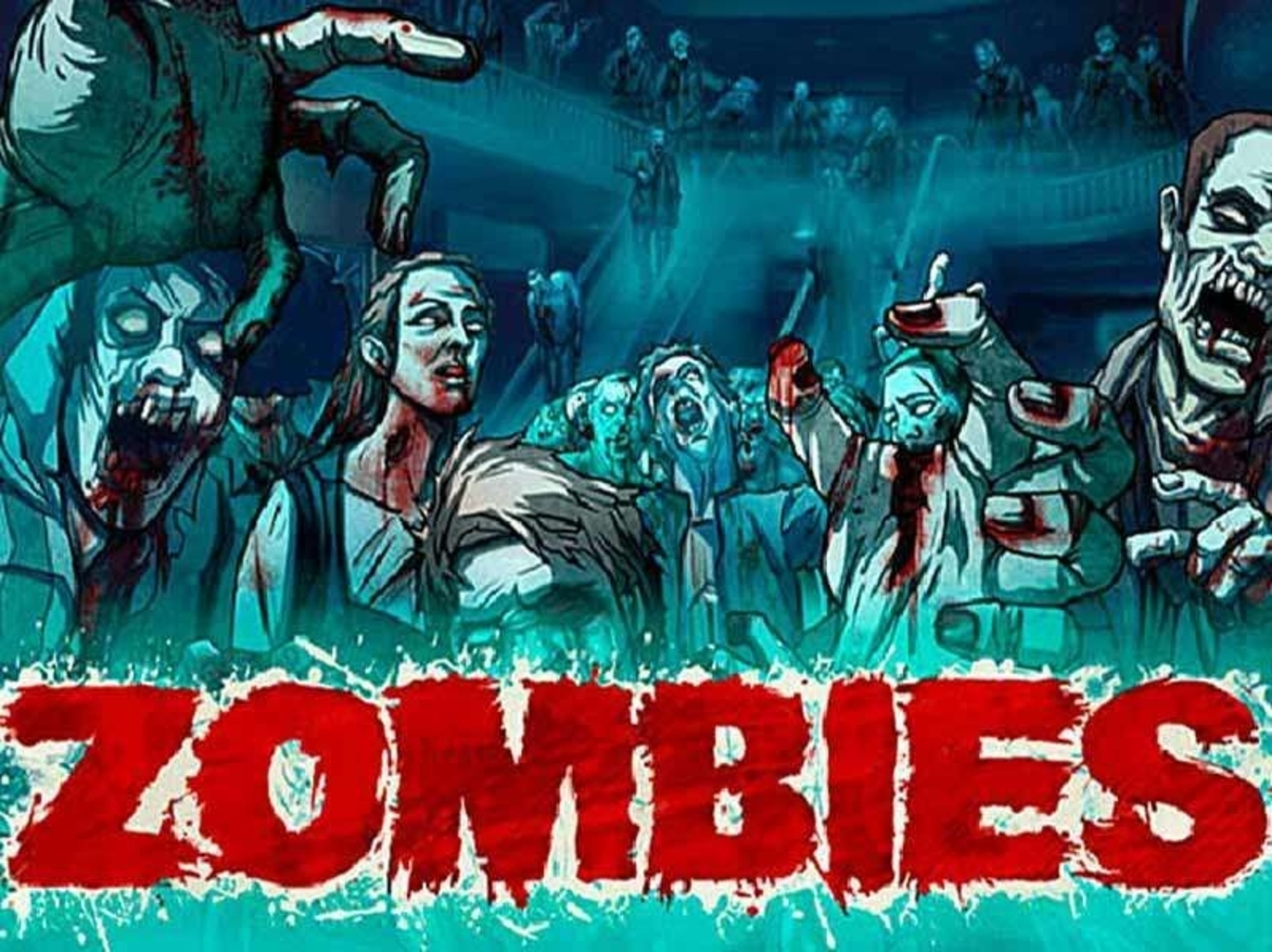 The Zombies Online Slot Demo Game by NetEnt