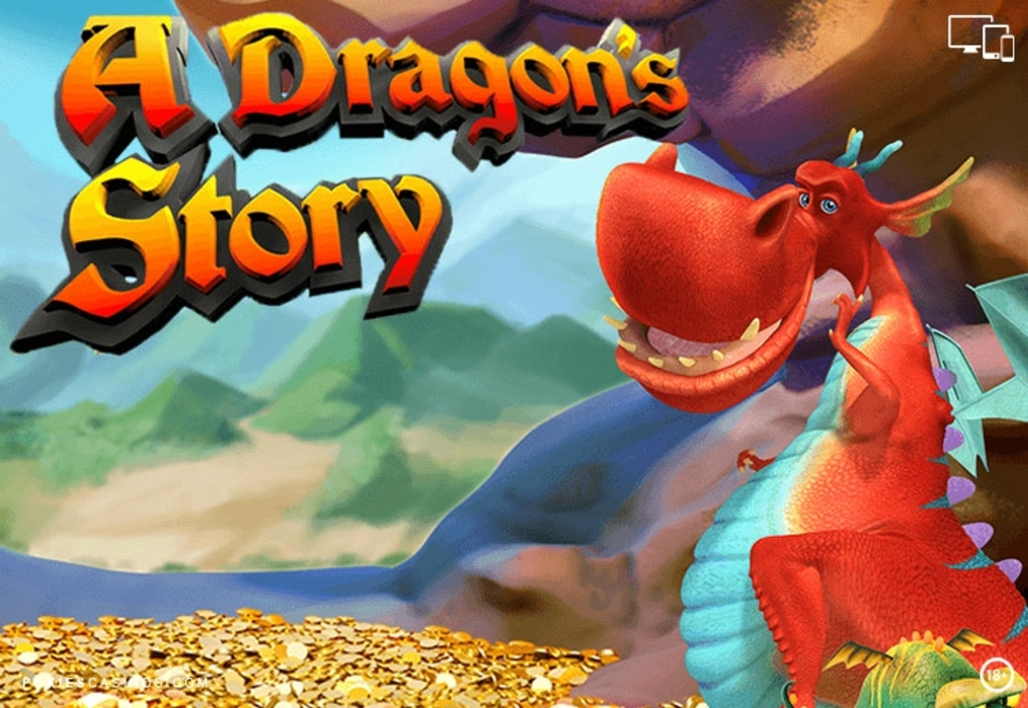 A Dragon Story Online Slot Demo Game by NextGen Gaming