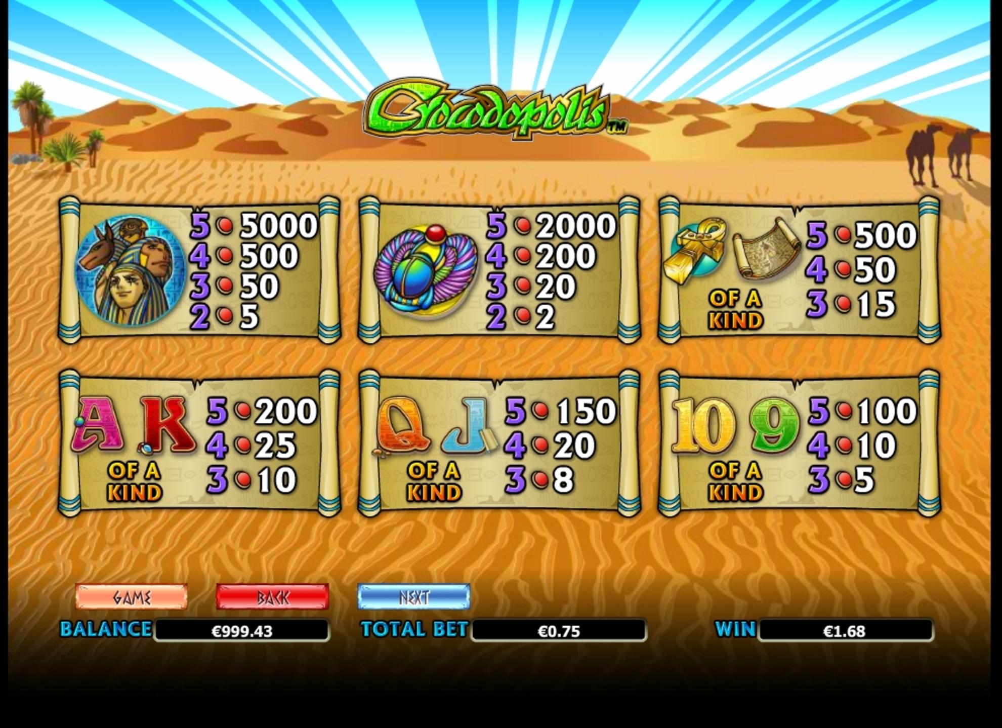 Free Slot Games Demo