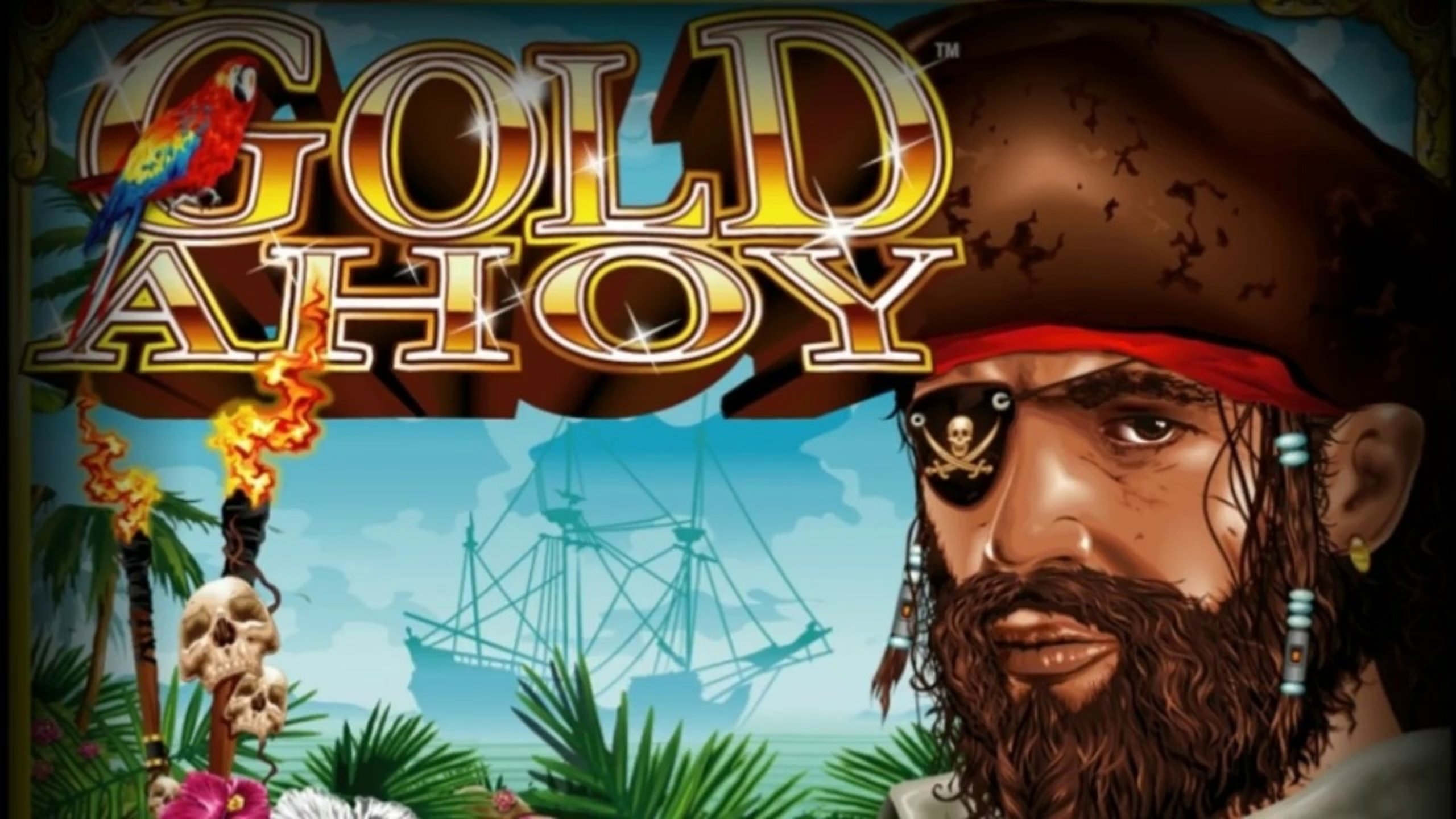 Gold A'hoy Online Slot Demo Game by NextGen Gaming