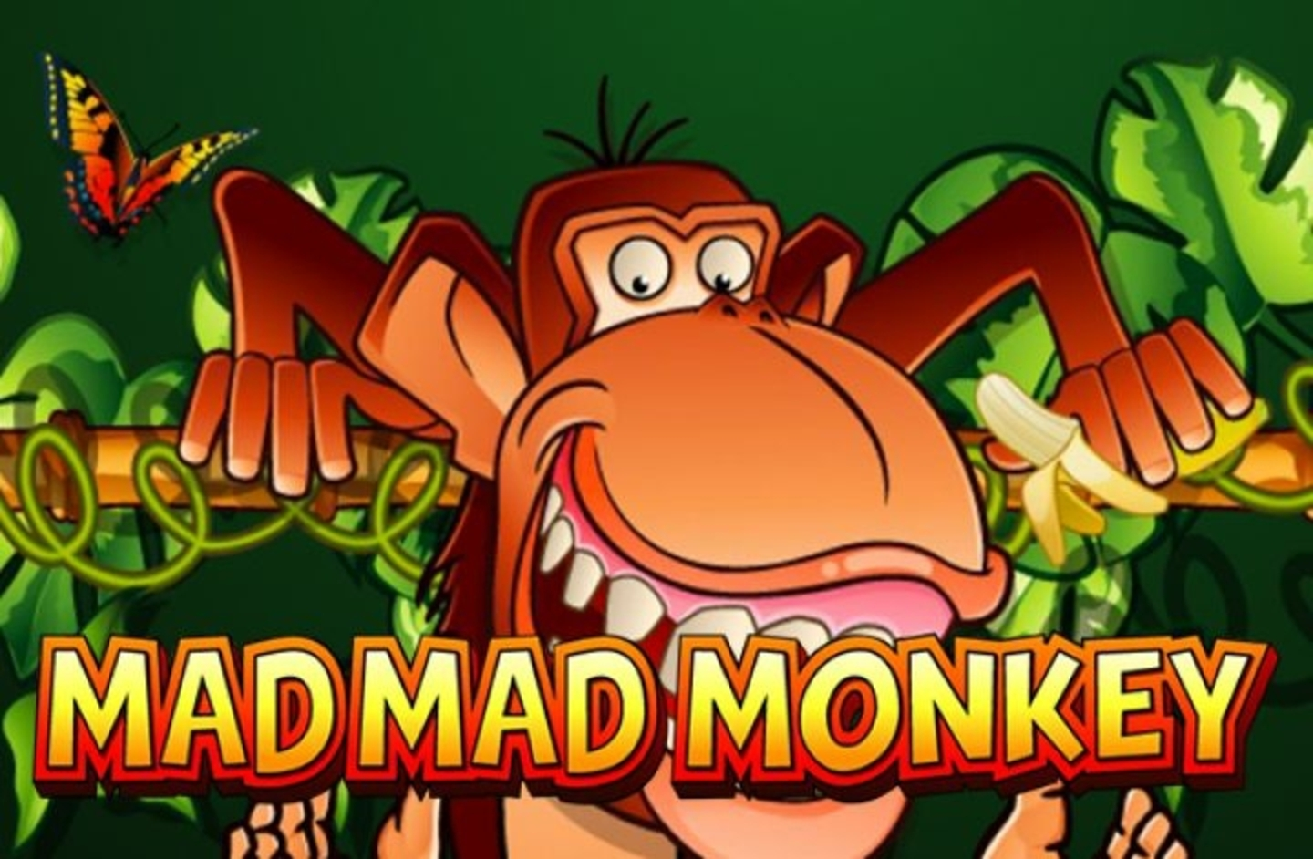 The Mad Mad Monkey Online Slot Demo Game by NextGen